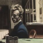 Léon Spilliaert. « Autoportrait ». 1908 Estimation : 200.000 – 300.000 euros Vendu : 741.000 euros De Vuyst, Lokeren, 24 octobre 2015. Copyright De Vuyst