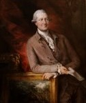 Thomas Gainsborough Portrait de James Christie, 1778 J. Paul Getty Museum
